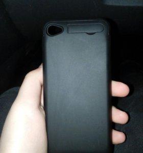 Партативная батарея-чехол на iPhone 4/4s