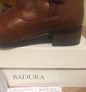 Ботинки зимние Badura