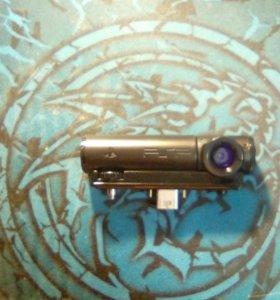 Камера PSP и игра EyePet