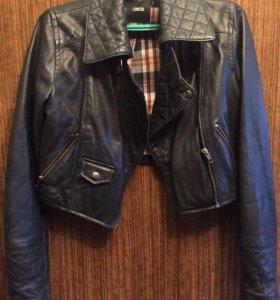 Куртка нат.кожа ASOS (UK 8, EU 36)