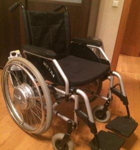 Инвалидная коляска Meyra 1850 servomatic