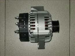 Новый генератор на газель 406