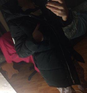 Новая куртка ( пуховик )