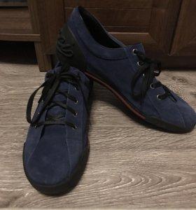 Ботинки мужские Gucci размер 42 (7,5 G)