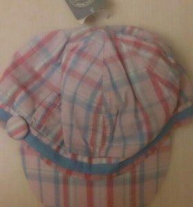 Новая летняя кепка панамка. Размер 50