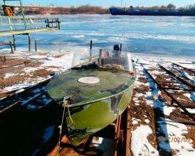 Лодка Казанка-2