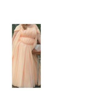 Свадебное платье,большого размера