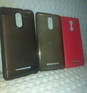 Чехлы на телефон Xiaomi Redmi note 3/pro