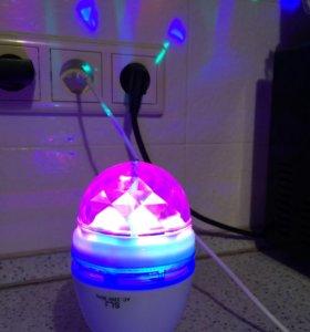 Светодиодная лампа ночник