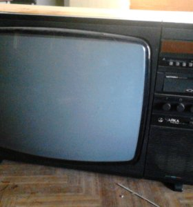 Телевизор чайка, рабочий