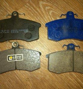 Колодки тормозные передние ВАЗ 2108-21099