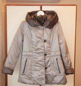 Теплая новая женская куртка, 46 р-р