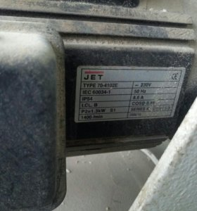 Барабанный шлифовальный станок jet 22-44 plus