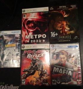Игры для PC и Xbox 360