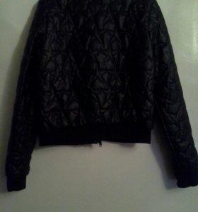 Куртка из искусственной кожи H&M новая с биркой