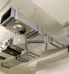 Монтаж, проектирование Вентиляции и кондиционеров