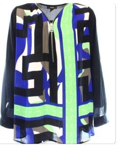Новая блузка 54-56