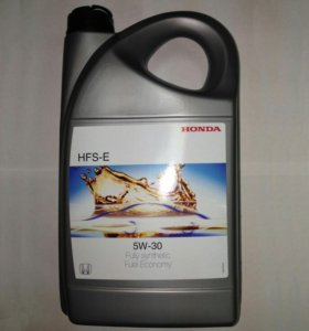 Оригинальные масла для а/м Honda