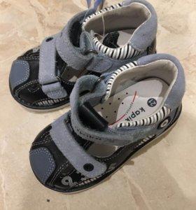 Туфли Новые‼️‼️‼️для мальчика Капика
