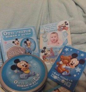 Подарочный набор Малыш Микки