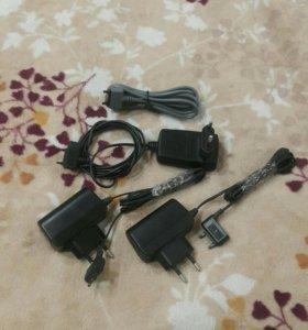 Зарядки от Sony Ericsson