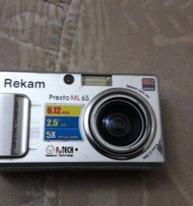 цифровой фотоаппарат Rekam