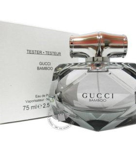 ✅Gucci Bamboo edp 75ml тестер