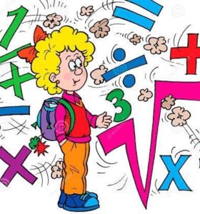 Репетитор по математике (1-5 классы)
