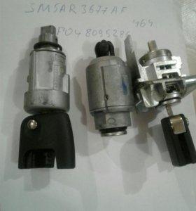 Комплект ключей и замков форд фокус2
