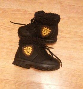 Батинки для мальчика