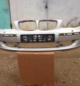 Бампер передний BMW E87 рестадинг