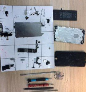 ремонт iPhone частный инженер выезд