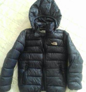 Куртка North Face оригинал