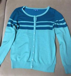 Кардиган свитер водолазка