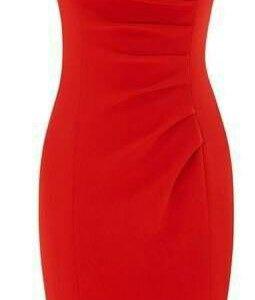 Красное платье. Пошив 👗