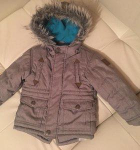 Куртка демисезонная 80р