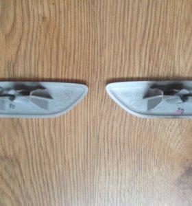 Крышки форсунки омывателя фар на Mazda 6