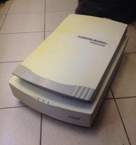 Планшетный сканер Heidelberg linoscan 1400