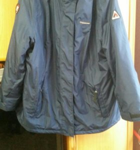 Новая куртка мужская на флисе