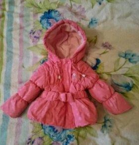 Куртка р 80