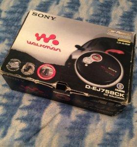 cd walkman