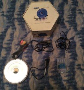 bbk cd/cd-mp3/vcd плеер