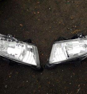 Туманка Hyundai Elantra 08-