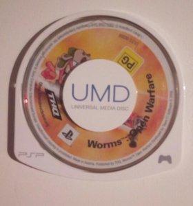 Продам игры на PSP