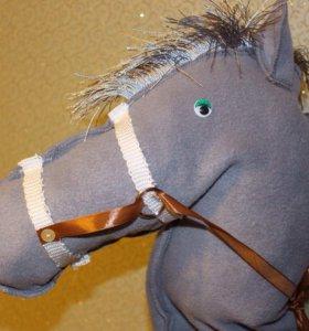 Пошив мягких коней на заказ