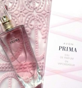Женская парф. вода Prima