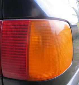 Задние фонари на ауди 100 С4