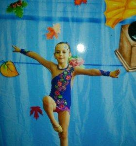 Гимнастический купальник