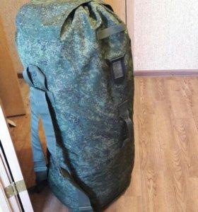 Баул рюкзак вещевой