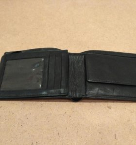 Кошелек мужской Genuine Leather портмоне